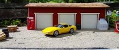 1995 Chevrolet Corvette ZR-1 Sport Coupe (JCarnutz) Tags: chevrolet 1995 corvette diecast zr1 124scale danburymint