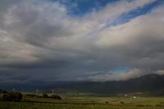 Tarde lluviosa de primavera / Rainy afternoon in Spring (Jos Rambaud) Tags: light storm luz rain clouds lluvia cloudy rainy nubes tormenta cloudscape nube tarifa