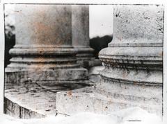 columns (phototobi78) Tags: coffee munich münchen drops kaffee instant tropfen imagetransfer monoperos