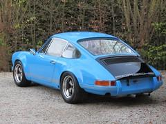 Porsche 911 S (1971) FIA Historic Racing Car.