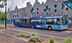 cb (Lt Frank Drebin) Tags: bus buses wales unitedkingdom cardiff bbc