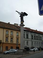 Opiekun Republiki Zarzecza | Guardian of the Republic of Užupis