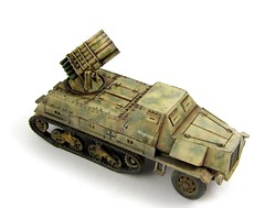 IMG_8161 (Troop of Shewe) Tags: 156 maultier 15cm warlordgames troopofshewe sdkfz41 panzerwerfer42