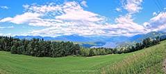 MillSeePano_HDR_2_s (peter pirker) Tags: panorama canon landscape austria see sterreich pano krnten peter landschaft dri hdr dynamik millstatt seeboden landschft goldeck peterfoto gschriet carnthia eos550d peterpirker