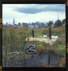 Near N. 9th and Kent Ave. (2000) (B Hiott) Tags: new york city brooklyn northside williamsburg