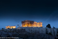 Stormy Acroplois (Garnham Photography) Tags: archaeology architecture greek temple ruins europe european political union eu landmark athens historic parthenon greece acropolis athena touristattractions athina greektemple akropolis traveldestinations greekculture touristdestination grexit