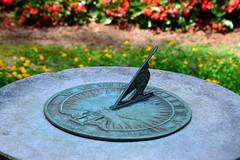 Oak Hill sundial (Krasivaya Liza) Tags: rome museum ga georgia oak berry martha hill historical