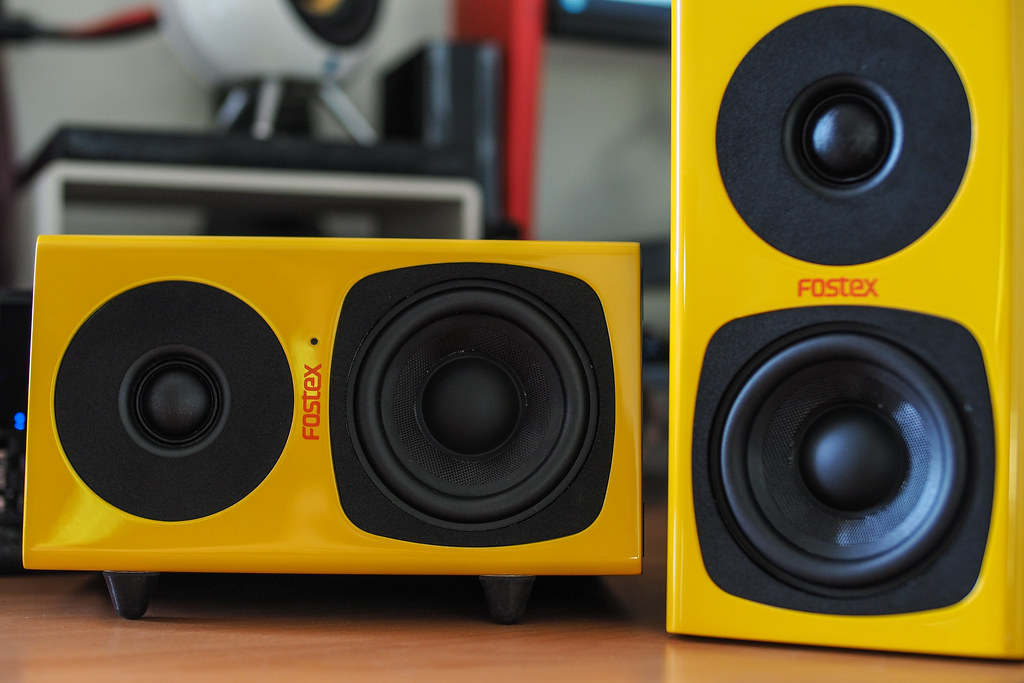 The World's Best Photos of fostex and speaker - Flickr Hive Mind