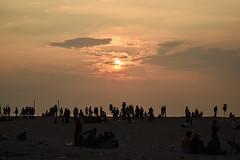 MG Beach (Debatra) Tags: kochi cochin fortkochi fortcochin kerala beach mgbeach mahatmagandhibeach india southindia sunset sun clouds skyporn sky arabiansea sea water d3300 nikon nikkor 1855 1855mm