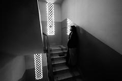 Puran Dhaka : 2017 (Extinted DiPu) Tags: nikon d7200 monchrome lifestyle woman shari bengali bangladesh blackwhite blackandwhite monochrome stair photoscape lifestyleofbangladesghipeople lifescape scout exploring explore inexplore