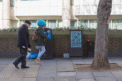Few things (SReed99342) Tags: london uk england veryfewthingsarelifeanddeath sign pimlico