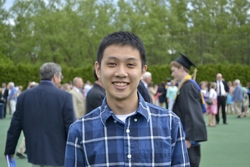Bentley University Graduation