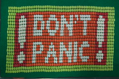 Don't Panic! (Paranoid from suffolk) Tags: candy patterns sweets tictac tictacs dontpanic towelday 2013