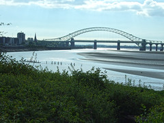 DSCF7651 (keeno82uk) Tags: bridge runcorn widnes runcornbridge
