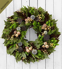 FTD Gardens Gifts Dried & Preserved Wreath (dobdeals.com) Tags: flowers wreaths eventsupplies