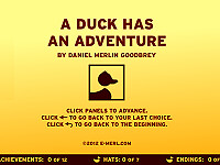 鴨子冒險人生(A Duck Has An Adventure)