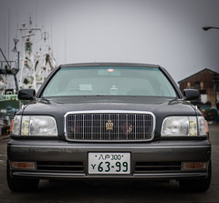 1995_Toyota_Crown_Majesta-11 () Tags: japan hachinohe toyota  crown 1995 crownmajesta  majesta