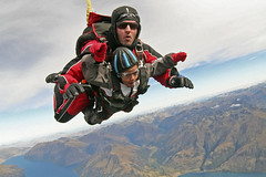 NZONE Skydive - 6yr Old Indian (NZONE Skydive) Tags: newzealand skydiving southisland queenstown skydive parachuting freefall tandemskydive freefalling