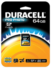 Duracell SDXC Memory Card