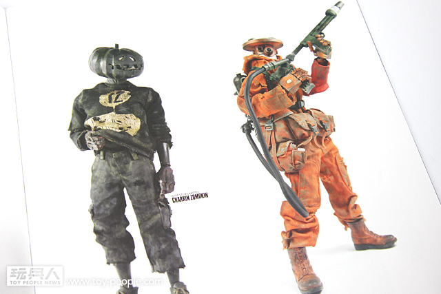threeA SDCC 2013 限定品開箱報告
