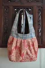Birdie Sling #6 (Miss_Panama) Tags: bag handmade sewing birdiesling
