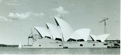 Sydney Opera House under construction (reinap) Tags: underconstruction sydneyoperahouse
