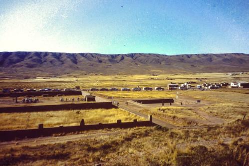 Tiwanaku City