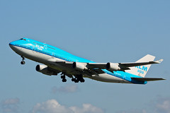 Boeing 747 PH-BFH KLM (Jarco Hage) Tags: amsterdam airplane airport aircraft aviation boeing klm schiphol ams 747 vliegtuig eham luchtvaart phbfh byjarcohage