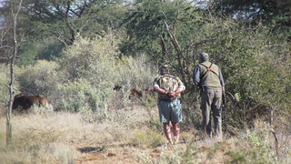 Namibia Luxury Hunting Safari 41