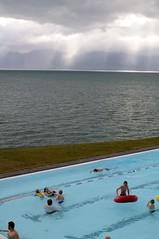 Hofss swimmingpool (Jesusisland) Tags: iceland islandia piscina swimmingpool sland sundlaug 2013 hosfs