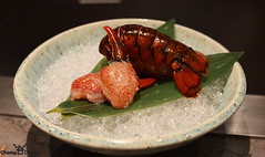 Fresh Canadian Lobster @ Waku Ghin, Marina Bay Sands, Singapore (chompchompcomau) Tags: singapore lobster finedining travelblog tetsuya foodblog glutenfree chompchomp foodphotos celebrityrestaurant singaporerestaurants japaneserestaurants japanesefrenchfusion frenchrestaurants marinabaysands singaporeattractions finediningsingapore wakughin mbssingapore perthrestaurantreviews fructosemalabsorption perthfoodblog singaporefoodblog singaporetravelblog singaporerestaurantreviews freshcanadianlobster wakughinsingapore tetsuyasingapore