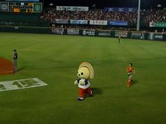 P1000726 (celeste_mer) Tags: 棒球 台南棒球場 2009年