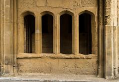 In the archway - Wells Cathedral (Poul_Werner) Tags: england flickr cathedral unitedkingdom wells lightroom domkirke storbrittanien greatbrittain gislevrejser poulwernerdam englandshjerte