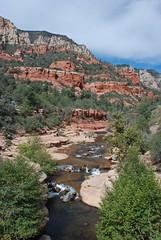Oak Creek Canyon, Arizona - 2013 (tonopah06) Tags: arizona highway sedona az sliderock oakcreekcanyon 89a 2013