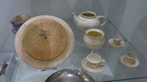 wewelsburg castle - SS table ware
