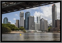 Travelling under Story Bridge-1=