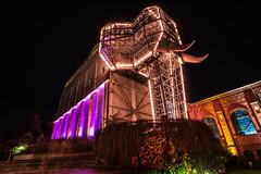 Der Elefant gekonnt in Szene gesetzt... (thdoubleu) Tags: longexposure nrw hamm canonefs1022mmf3545usm langeitbelichtung herbstleuchten