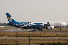 Airbus A330-300 Oman Air (OMA) F-WWYN - MSN 1063 - Will be A4O-DD (Luccio.errera) Tags: air will airbus be oma msn oman tls a330300 1063 fwwyn a4odd