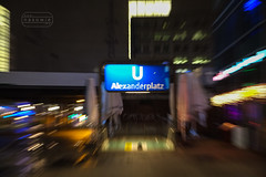Willkommen Xaver (nasowie) Tags: berlin night dark subway evening abend ubahn dunkel xaver nachts sturm orkan