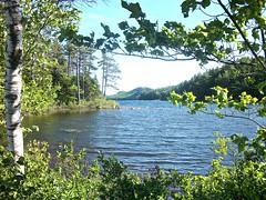QUIET SPACES 2 (THIRDSTONE) Tags: park camping lake nature pond sailing eagle hiking lakes parks national boating acadia