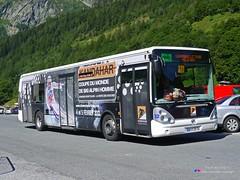 Irisbus Citelis 12 - Chamonix Bus n°32 (Pi Eye) Tags: bus chamonix autobus montblanc iveco irisbus transdev citelis citelis12