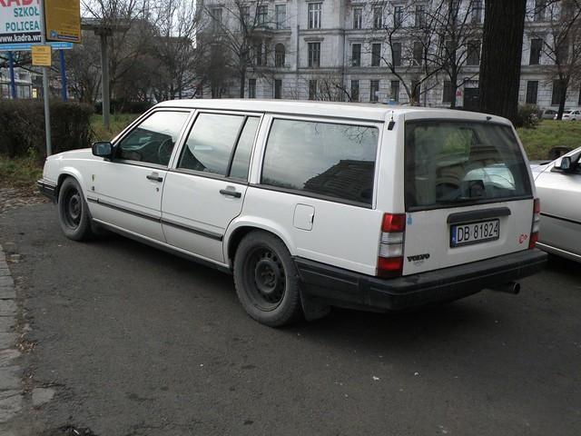 volvo 1991 kombi 940