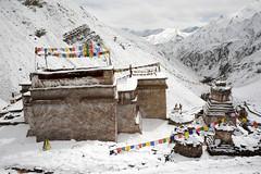 DSC_0578c (EmmySchoorl) Tags: winter india men statue stone trekking trek asia day little buddha prayer praying flags nuns tibet special adventure climbing monastery himalaya desolate mala ladakh petit nunnery gompa nla gonpo himalayawander