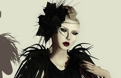 Nostalgia (Shena Neox) Tags: fashion hair vanity it shena folies nailed gizza solidea neox