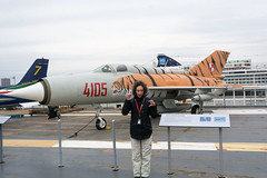 20140102-_DSC8389.jpg (Foster's Lightroom) Tags: newyorkcity newyork unitedstates airplanes flight tigers northamerica museums balalaika aeroplanes owek intrepidseaairandspacemuseum mikoyangurevichmig21 alyssawhite us20132014