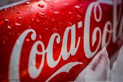 Coca Cola (Nic Taylor Photography) Tags: colour cola sony coke cocacola cokecan enjoycoke classiccoke alwayscocacola sonyalpha sonya77 sony30mmf28macro sonyslta77