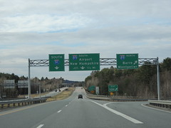 DSCR9047 (ajfroggie) Tags: road sign vermont route freeway hartford i89 whiteriverjunction i91 guidesign windsorcounty