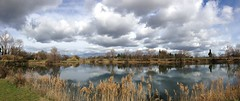 Etang de Vestric et Candiac  IMG_1187 (6franc6) Tags: panorama gard 30 6franc6 lac iphone5