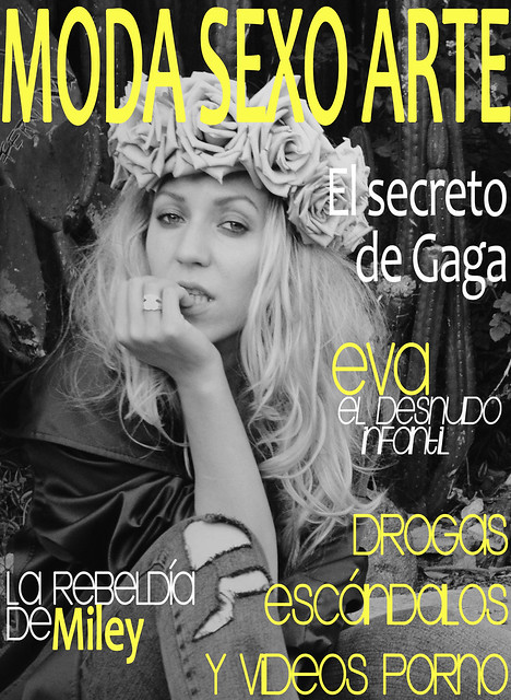 fashion magazine model arte revista moda sexo alisagromova