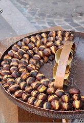 Grilled chestnuts (alessandro0770) Tags: travel november autumn italy food brown travelling fall tourism cooking fruit booth italian hands october europe italia open seasons basket market sweet sale rustic seasonal nuts cook stall tourists roast grill september seeds gourmet eat pile chestnuts snack produce organic cooked typical grilling grilled sell marron selling heap autumnal displayed roasting prepare glace roasted nutrition calories castors piled
